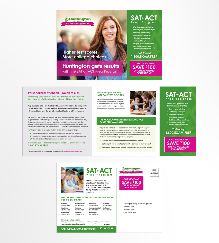 HP Portfolio Images Postcard Full